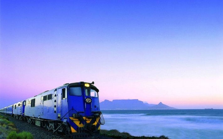 Luxury Travel in First-Class Trains Luxury Travel in First-Class Trains Luxury Travel in First-Class Trains BlueTrainSouthAfricaCover1