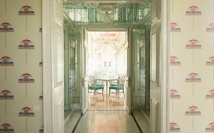 CorridorToVerandah Rajmahal Palace: Boutique Hotel in Jaipur Rajmahal Palace: Boutique Hotel in Jaipur CorridorToVerandah
