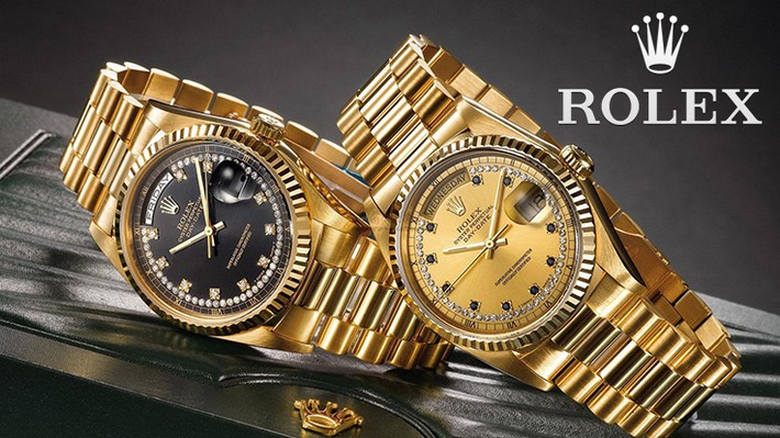 Top 10 Luxury Watch Brands in the World luxury watch brands Top 10 Luxury Watch Brands in the World Golden rolex watches luxury