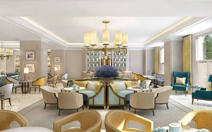 Langham+Sydney Luxury Hotel Openings in 2015 Luxury Hotel Openings in 2015 Langham Sydney