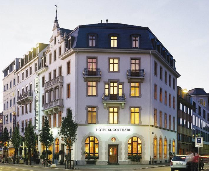 Best Luxury Hotels in Basel: Part I