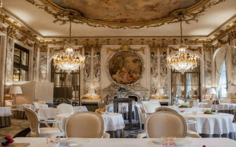 The most expensive restaurant in Europe: Le Meurice The most expensive restaurant in Europe: Le Meurice Cover 480x300