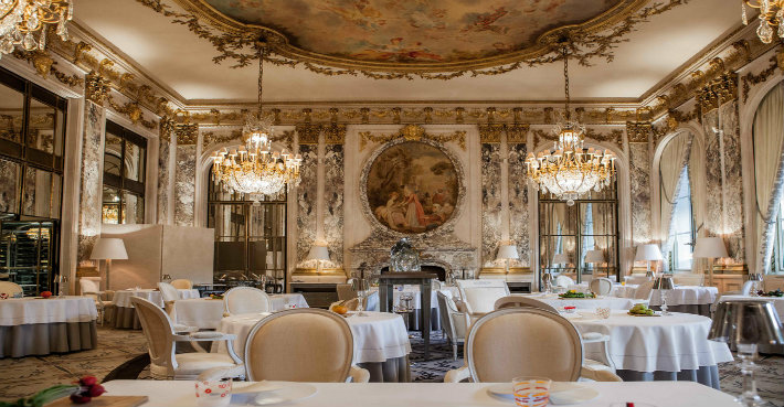 The most expensive restaurant in Europe: Le Meurice The most expensive restaurant in Europe: Le Meurice The most expensive restaurant in Europe: Le Meurice Cover