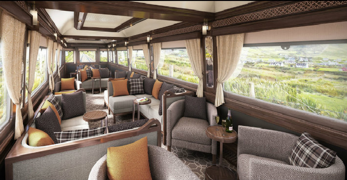 Irland Announces Its First Luxury Train
