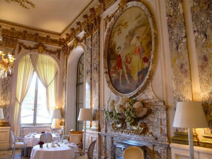 The most expensive restaurant in europe le meurice