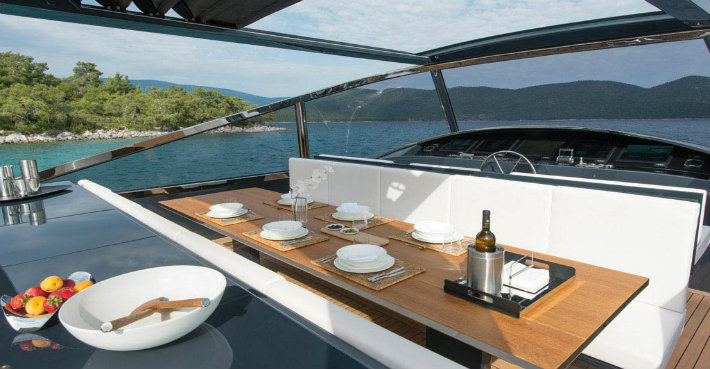 Best of the Year: Alen 68 by Alen Yacht Best of the Year: Alen 68 by Alen Yacht Best of the Year: Alen 68 by Alen Yacht Alen 68 Deck