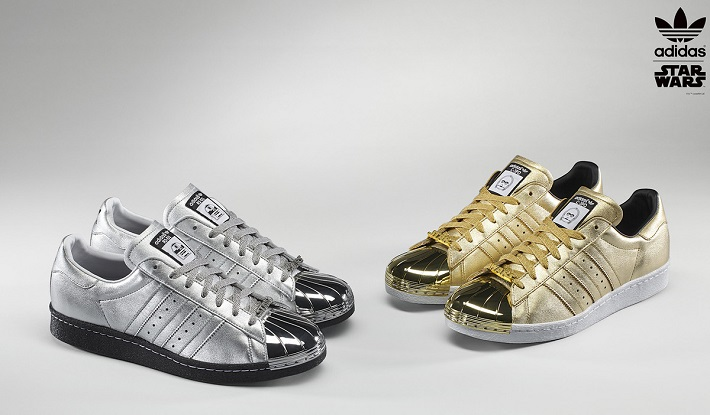 Adidas Have Released Limited Edition Star Wars trainers