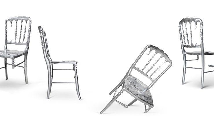 Life on the Edge: Boca do Lobo's Three Legged Chair