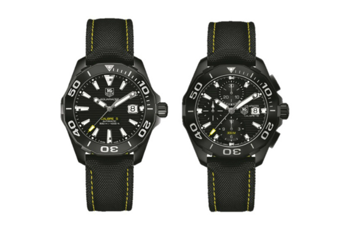 Tag Heuer Limited Edition Watches Tag Heuer Tag Heuer Limited Edition Watches tag heuer aquaracer black