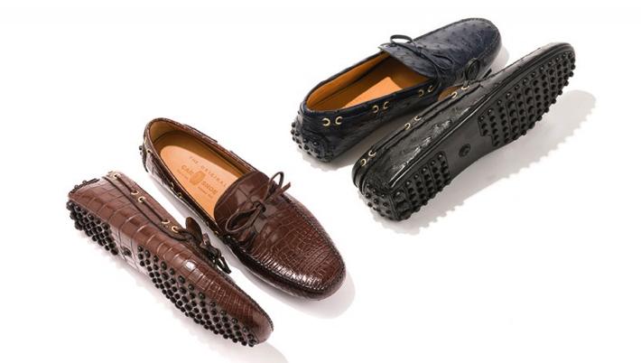 Prada's Car Shoe Now Customize Driving Moccasins