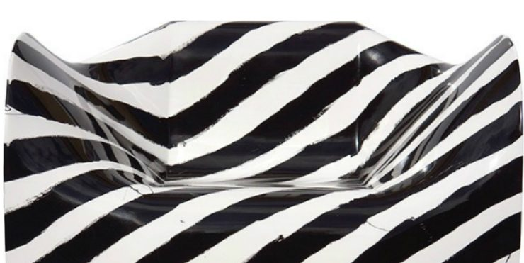 LIMITED EDITION STRIPED CHAIRS BY JULIAN MAYOR