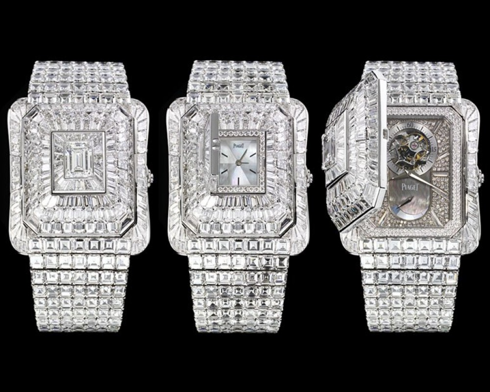 Top 5 Most Expensive Diamond-Crusted Watches in the World Expensive Diamond-Crusted Watches Top 5 Really Expensive Diamond-Crusted Watches top 5 really expensive diamond crusted watches 2 10