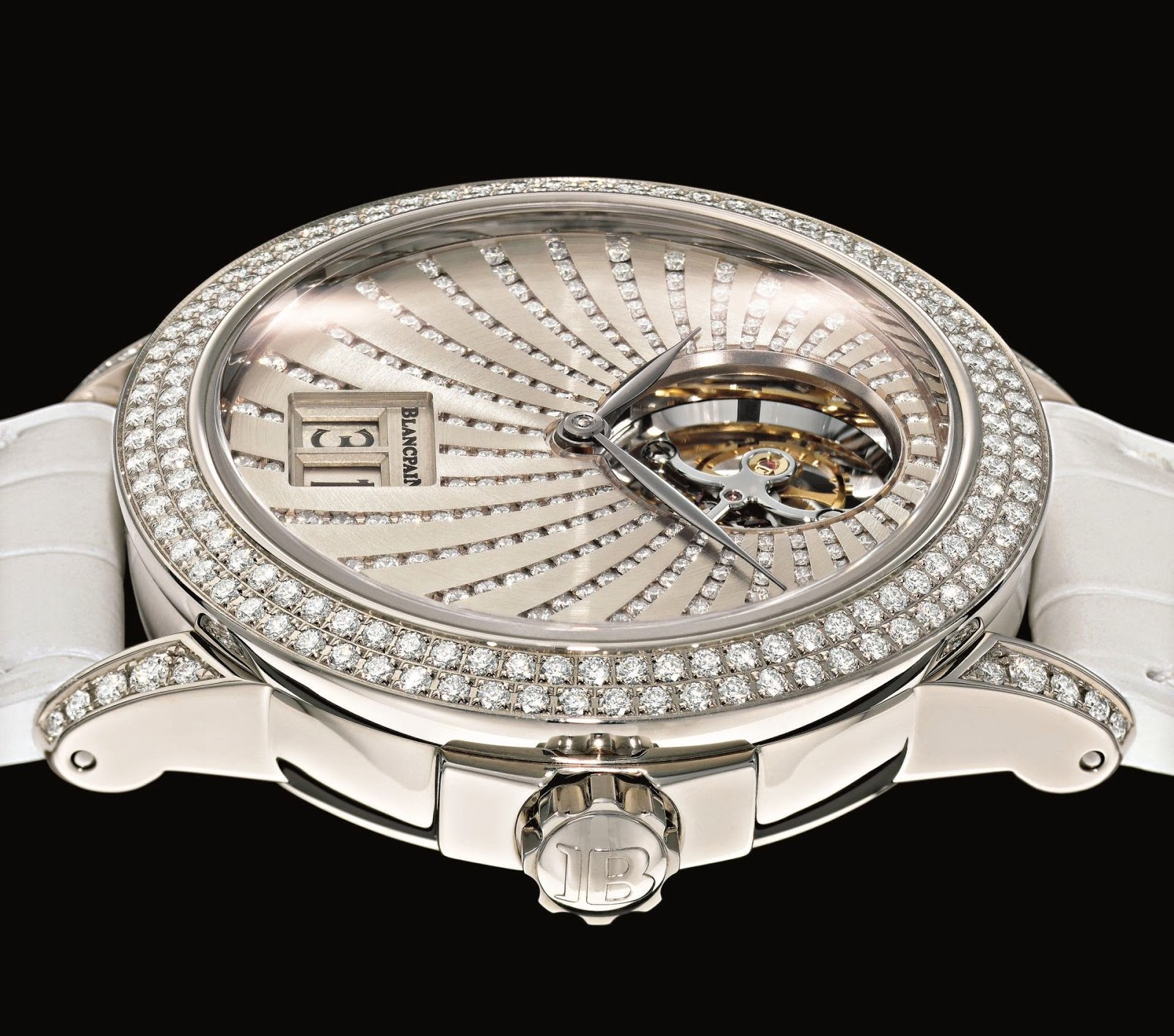 top 5 really expensive crusted watches design