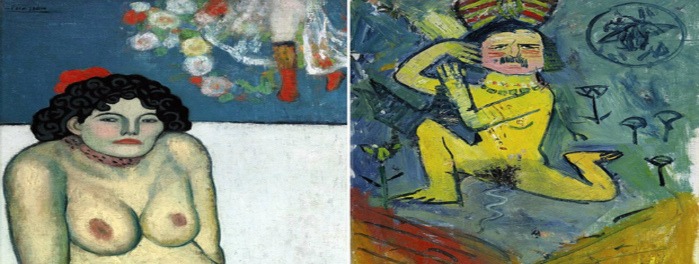 picasso rare double sided painting fine art Picasso rare double-sided painting Picasso rare double-sided painting picasso rare double sided painting fine art
