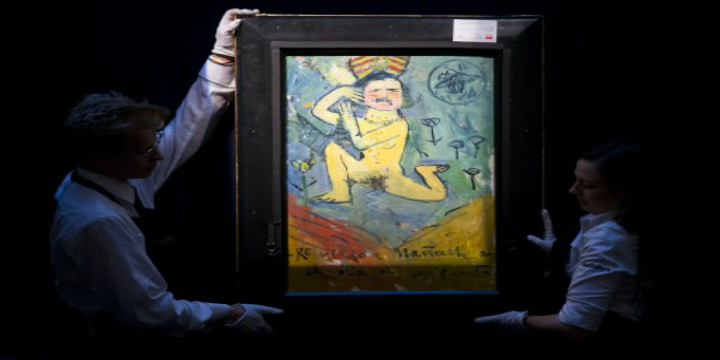 Picasso rare double-sided painting Picasso rare double-sided painting Picasso rare double-sided painting picasso rare double sided painting unique artwork
