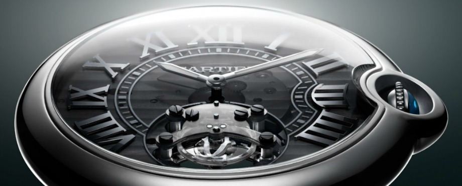 Cartier has a new brilliant timepiece