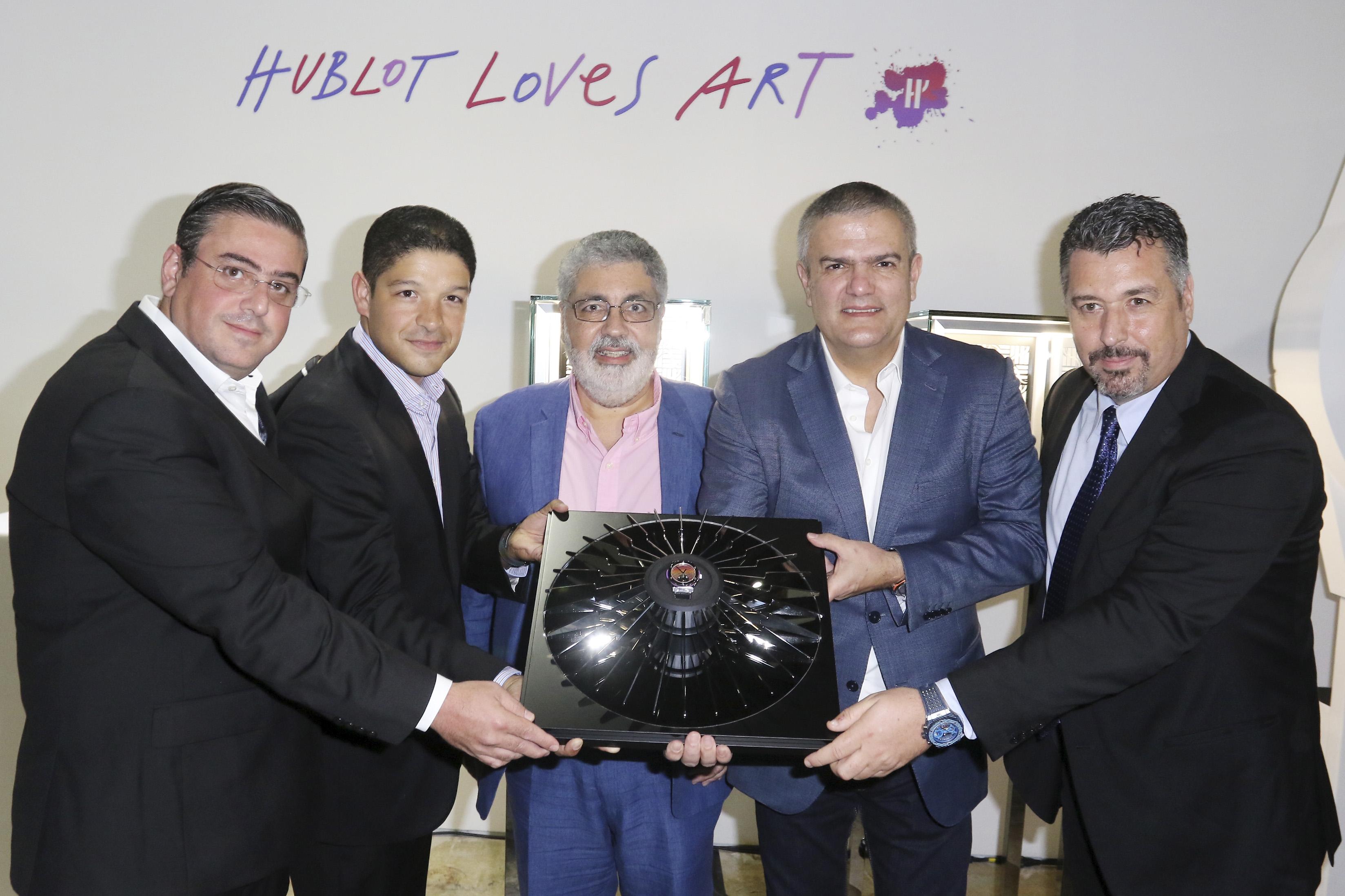 hublot-artist-carlos-cruz-diez (7) Carlos Cruz Diez Hublot For Artist Carlos Cruz Diez hublot artist carlos cruz diez 7
