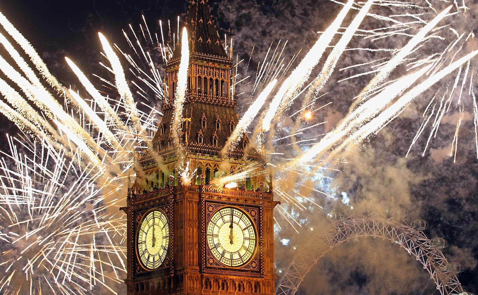 10 Best Places to Celebrate New Year's Eve places to celebrate new year's 10 Best Places to Celebrate New Year's Eve st georges day fireworks