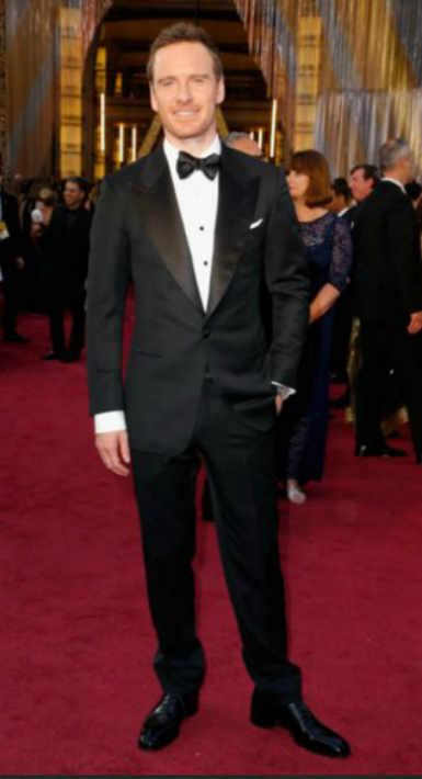 Oscars 2016 Most Luxurious Outfits oscars 2016 Oscars 2016 Most Luxurious Outfits Michael Fassbender2