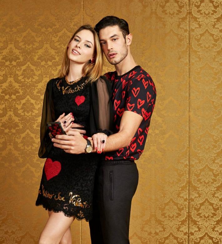 Dolce Gabbana San Valentino – A Collection Dedicated To Lovers Dolce Gabbana Dolce Gabbana San Valentino – A Collection Dedicated To Lovers dolce gabbana san valentino collection dedicated lovers 4