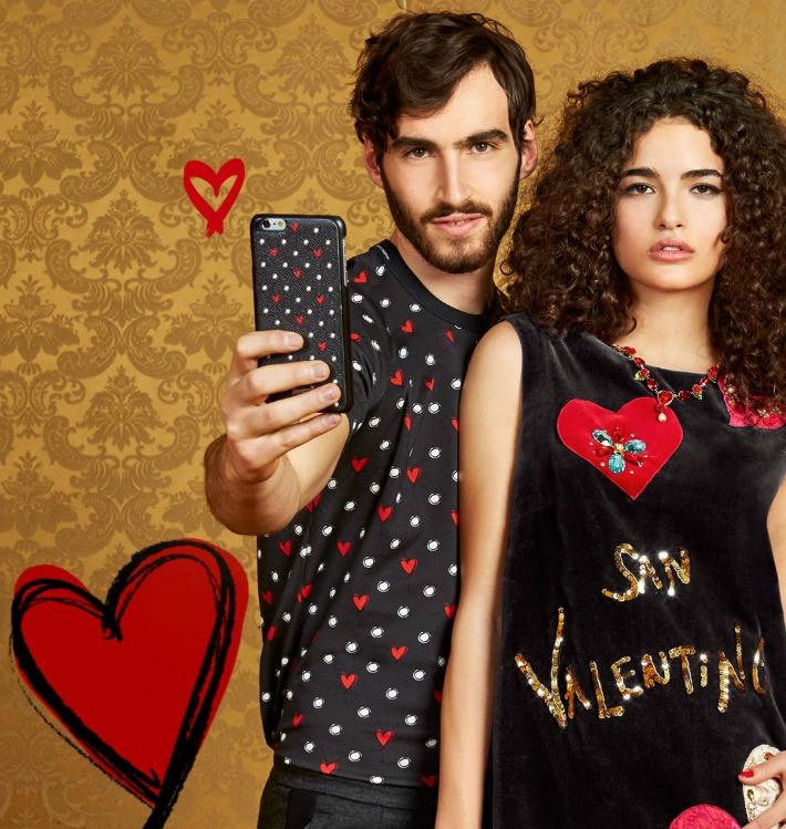 Dolce & Gabbana San Valentino – A Collection Dedicated To Lovers Dolce Gabbana Dolce Gabbana San Valentino – A Collection Dedicated To Lovers dolce gabbana san valentino collection dedicated lovers 7