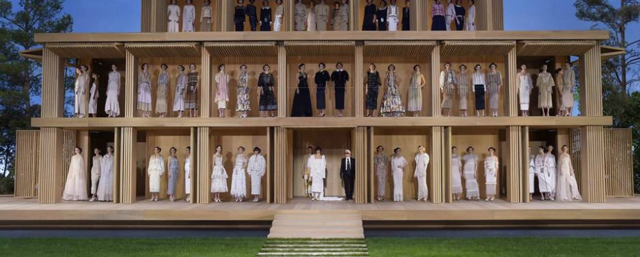 ECO is Chanel's Newest Haute Couture Collection