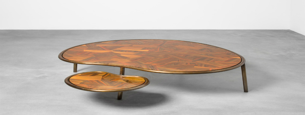Animal Center Table by Campana Brothers