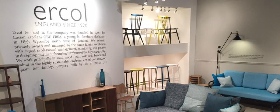 Ercol Debuts Home Office Furniture At Milan Design Week 2016