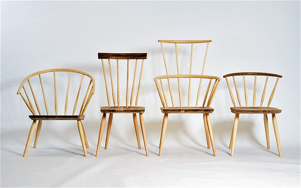 Ercol Debuts Home Office Furniture At Milan Design Week