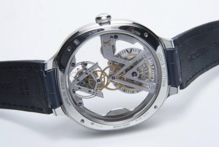 Louis Vuitton's New Poinçon de Genève Watch