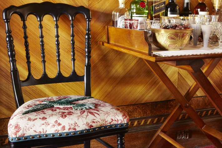 Gucci Gucci Applies Latest Fabric Motifs to Limited-Edition Chairs 1 18