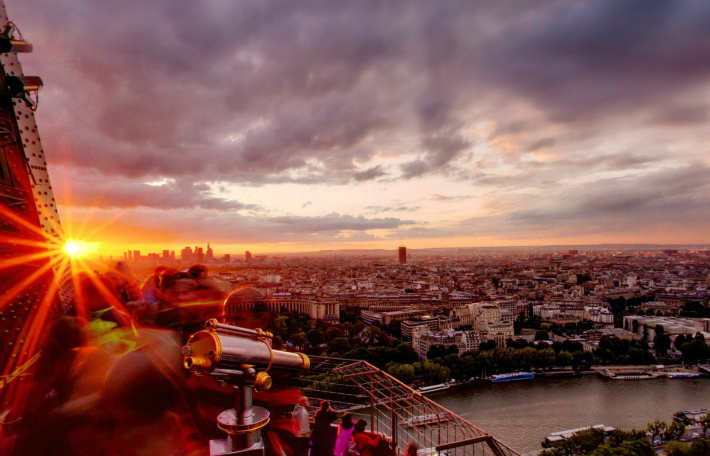 Eiffel Tower Unforgettable Experiences: Sleep Over at The Eiffel Tower This Summer 6 14