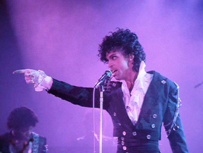 6 Prince Inside Paisley Park: Where Prince's Brilliant Purple Reign Ascended 6 4