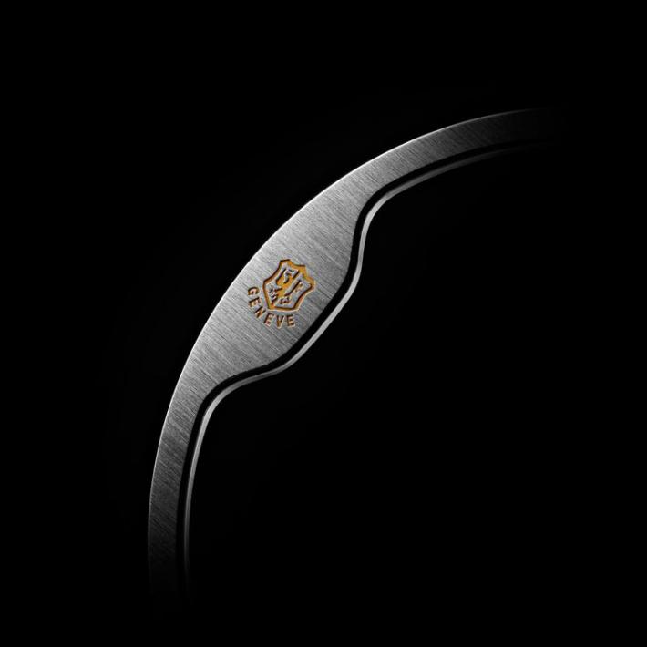 Louis Vuitton Louis Vuitton's New Poinçon de Genève Watch 6 C  pia