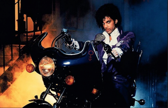 8 Prince Inside Paisley Park: Where Prince's Brilliant Purple Reign Ascended 8