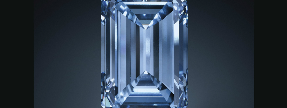 The Oppenheimer Blue Diamond Sells for a Record $57.5 Million