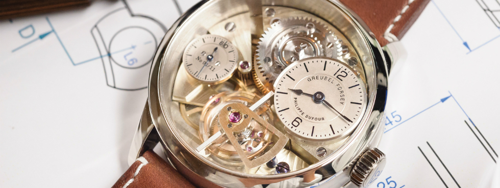 Limited Edition Watches Revives Manual Watchmaking Techniques
