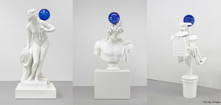 Google Google Teams Up With Jeff Koons For Limited-Edition Nexus Phone Cases Jeff Koons Gazing Ball Sculptures