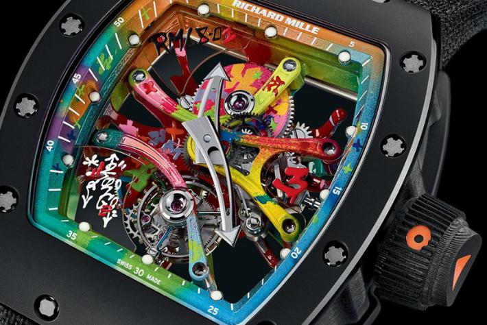 Bespoke Timepiece Company Richard Mille Unveils RM 68-01 Edition Richard Mille Bespoke Timepiece Company Richard Mille Unveils RM 68-01 Edition 1 15
