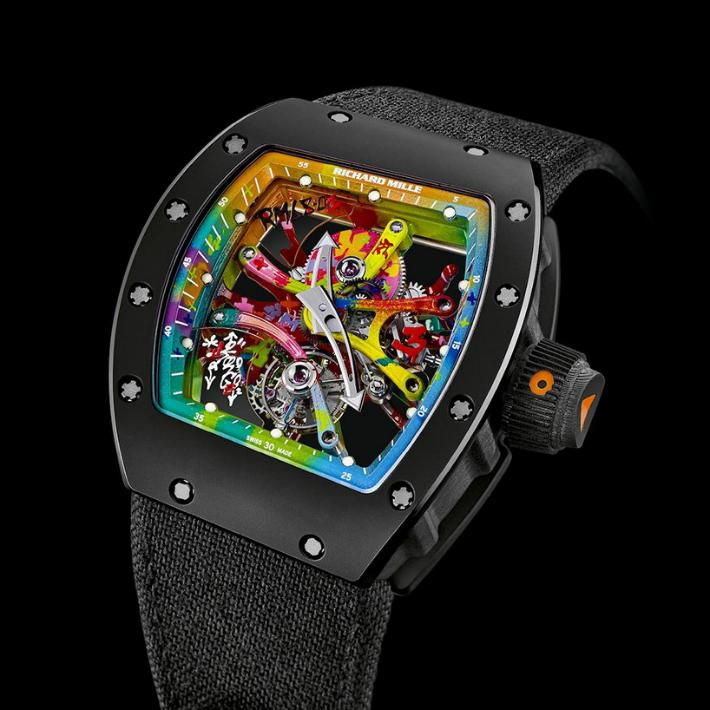 Bespoke Timepiece Company Richard Mille Unveils RM 68-01 Edition Richard Mille Bespoke Timepiece Company Richard Mille Unveils RM 68-01 Edition 2 15