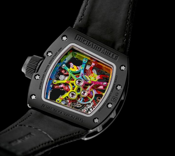 Bespoke Timepiece Company Richard Mille Unveils RM 68-01 Edition Richard Mille Bespoke Timepiece Company Richard Mille Unveils RM 68-01 Edition 3 16