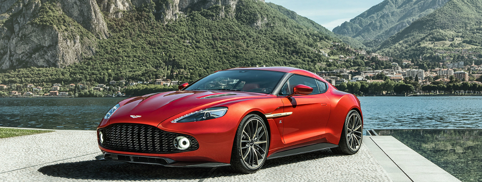 Aston Martin Launches A New Limited Edition Car