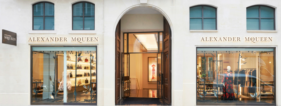 Alexander McQueen Discover Alexander McQueen's Paris Boutique: a Design Award Winner Feature 6