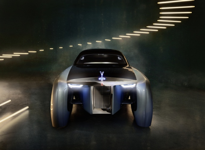 4 rolls-royce Rolls-Royce Reveals Luxury Driverless Car Concept 4 2