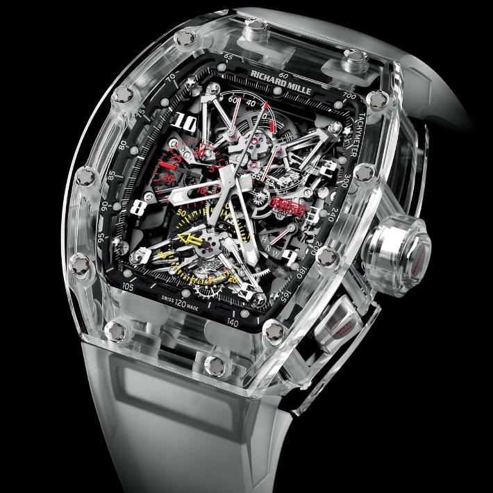 9 ferrari 10 Watches More Expensive Than A Ferrari 9 3