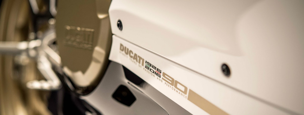 Ducati Celebrates 90 Years With Limited Edition 1299 Panigale S
