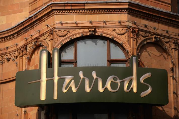 3 fine jewelry room Harrods Redesigned its Fine Jewelry Room 3 5