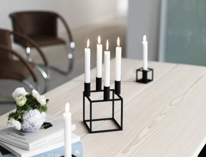 Mogens Lassen's Limited Edition Kubus 4 Candleholder mogens lassen Mogens Lassen's Limited Edition Kubus 4 Candleholder 7 2