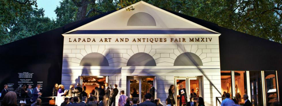 London's LAPADA Art and Antiques Fair 2016 LAPADA Art and Antiques Fair 2016 London's LAPADA Art and Antiques Fair 2016 Feature 5