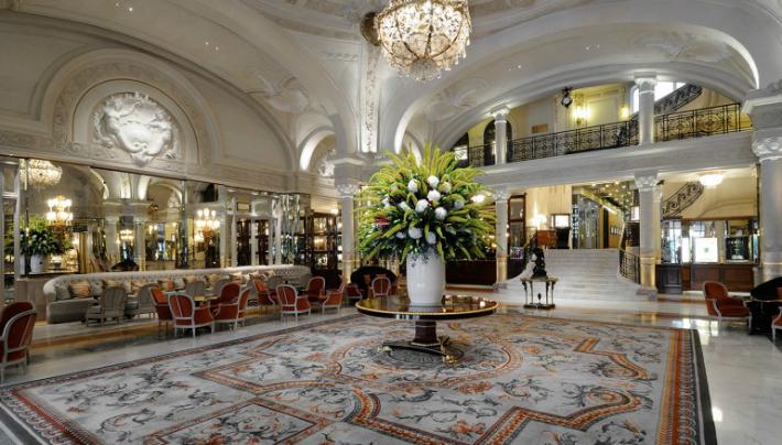 4 Winston Churchill 5 Travel Tales from Winston Churchill's Luxury Hotels Choices 4 19